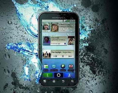 New Motorola Defy+: Specifications of Rugged Android SmartPhone
