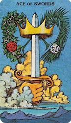 What do we most need to know today? Let the tarot speak to you when I draw one card each morning: