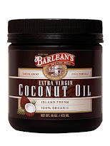 BARLEAN'S 100% ORGANIC COCONUT OIL