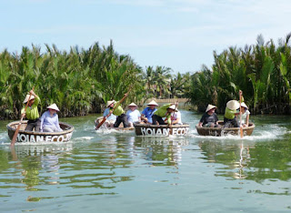 Exploring Hoi An 1/2 day tours