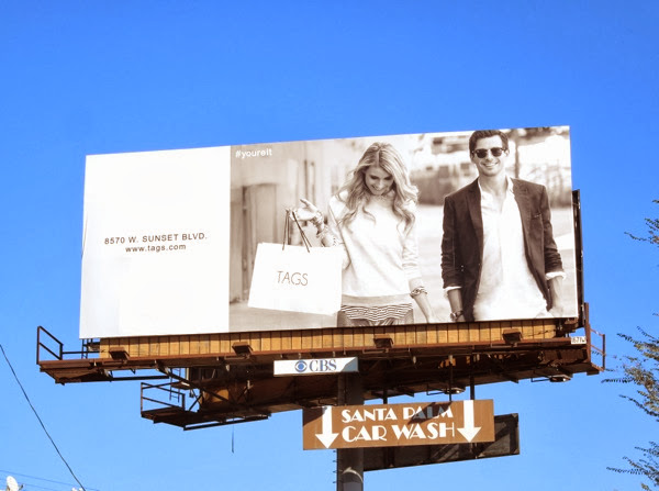 Tags FW 2013 billboard