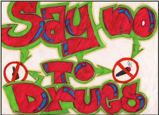 how to say no to drugs and alcohol