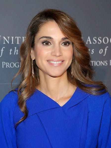 Royal Family Around the World: Queen Rania Al Abdullah of ... Queen Rania Al Abdullah