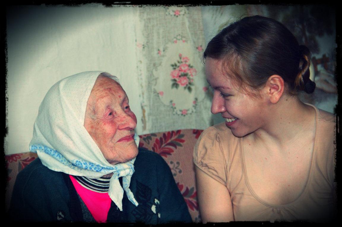 Внук и бабка порн 189