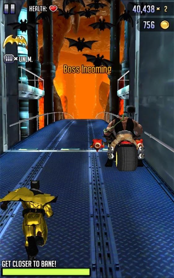 Batman & The Flash: Hero Run v2.1.1 [Mod Money]