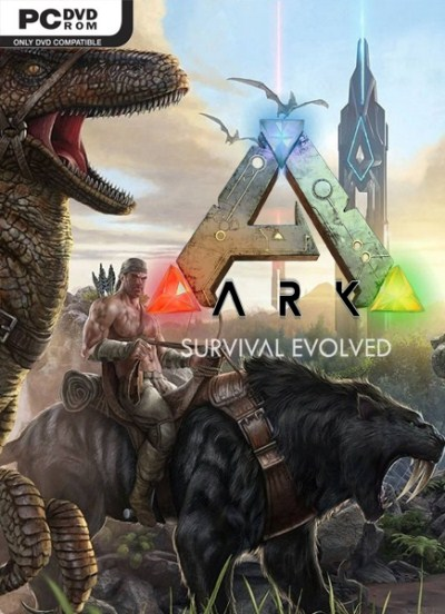 ARK Survival Evolved 2015 RePack (v.173.0 + English ONLY) - MAXAGENT