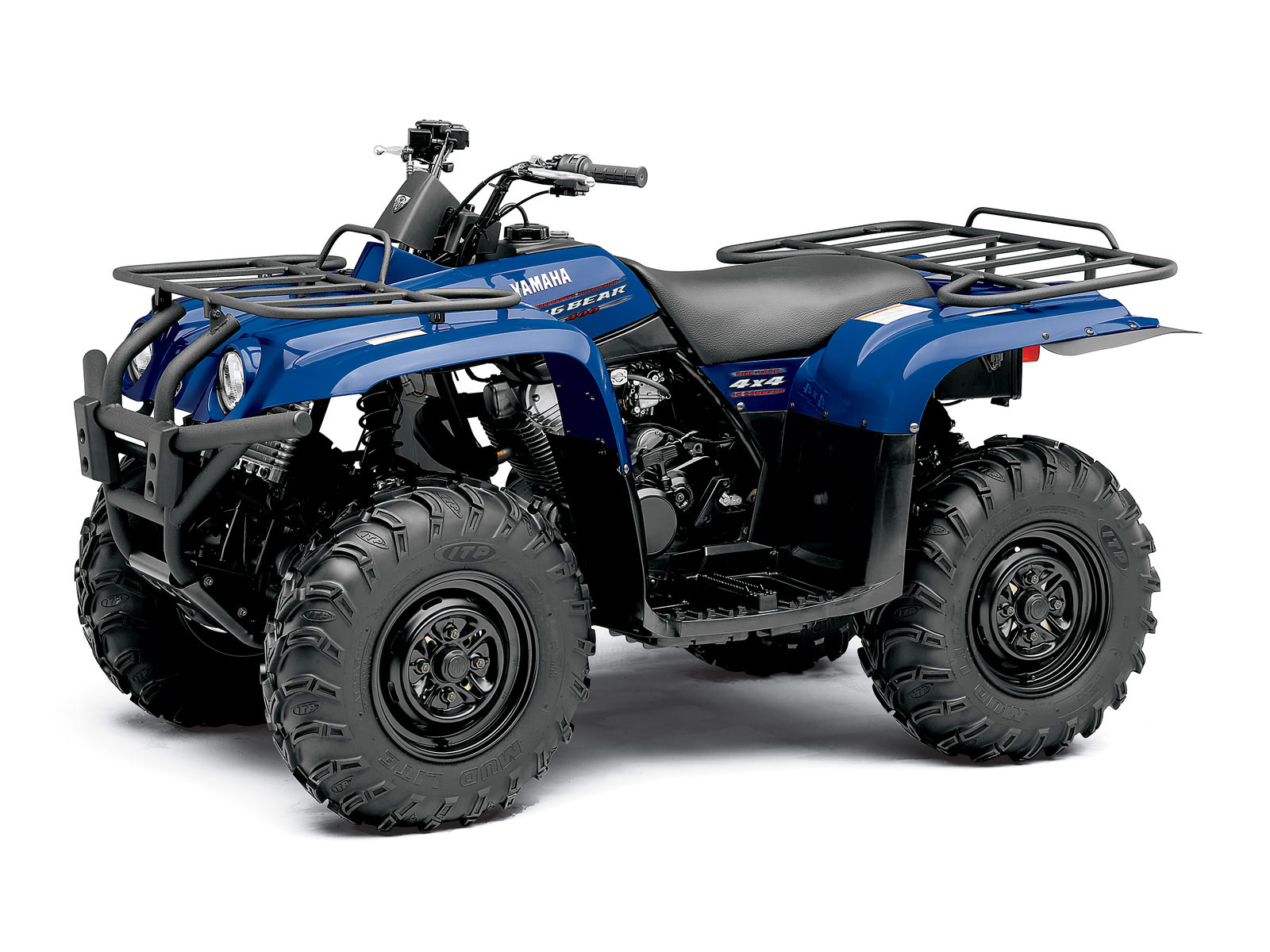 yamaha pictures 2010 big bear 400 atv specifications