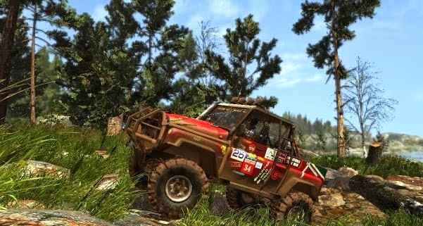 Off Road Drive PC game crack Download