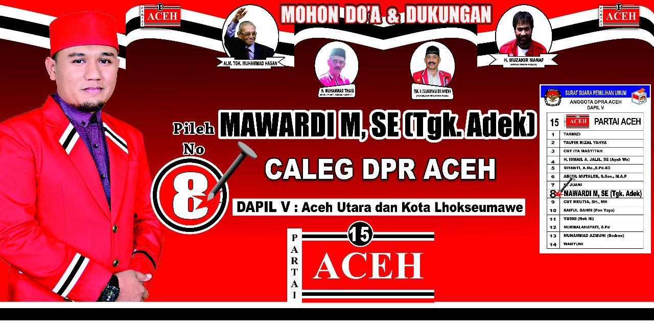 Caleg DPR Aceh