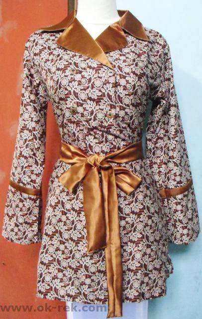 Pin Casual Trend Pakaian Musim Panas Terbaru Ala Korean Style on