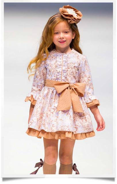 Tartaleta Floral Sash Dress | European Children's Fashion