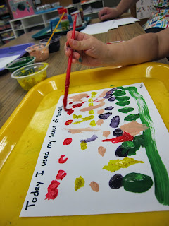 prek art activity toddler approved five senses