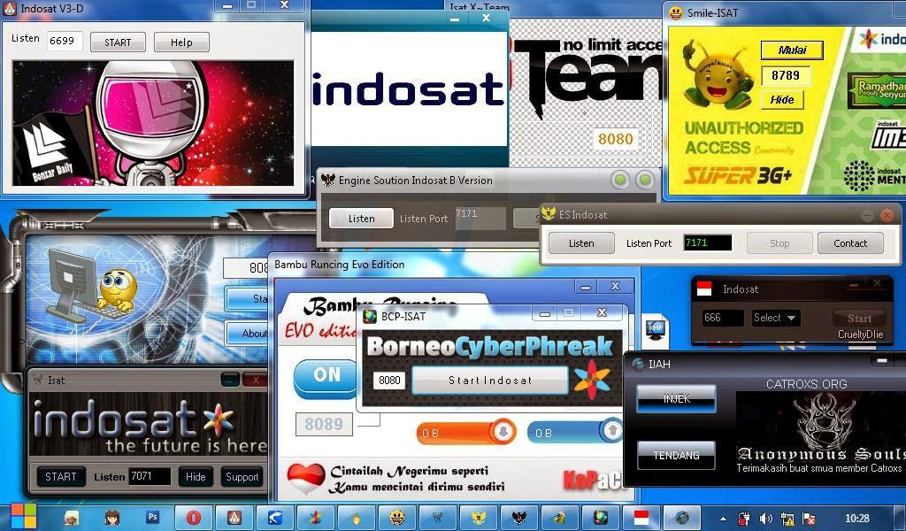 Kumpulan Inject Indosat 19 sampai 25 April 2014
