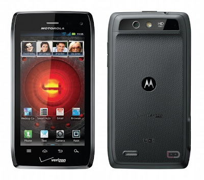 Motorola Droid 4 - Full Tech Spec & Official Images