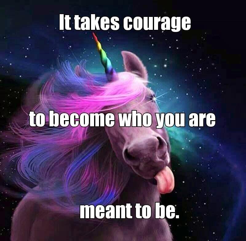 Courageous You