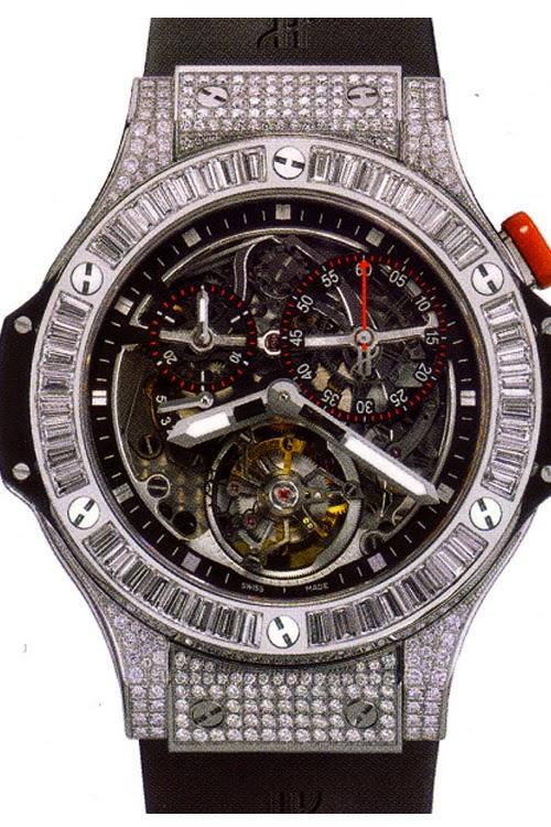 những chiếc đồng hồ siêu sang hublot