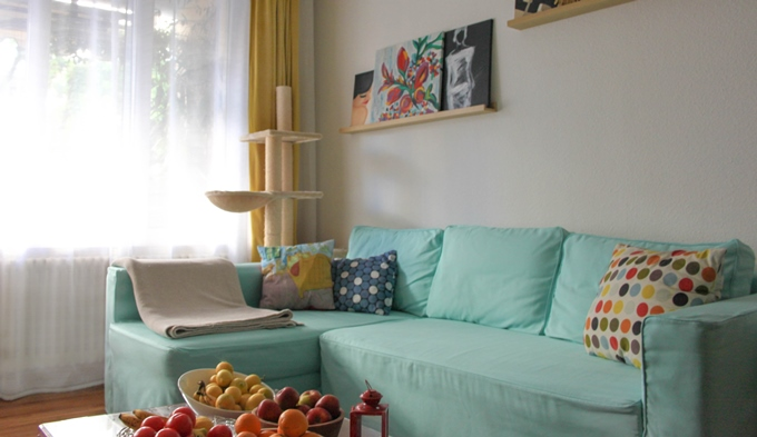 Canap Turquoise Ikea Un Canap De La Collection Ikea Ps With Canap