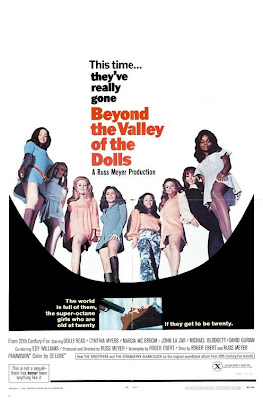Watch Beyond the Valley of the Dolls 1970 BRRip Hollywood Movie Online | Beyond the Valley of the Dolls 1970 Hollywood Movie Poster