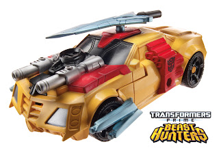 Hasbro Transformers Prime Beast Hunters Bumblebee