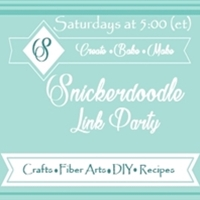 Snickerdoodle Link Party