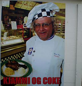 Svið Fljótt og Gott reykjavik iceland fast food