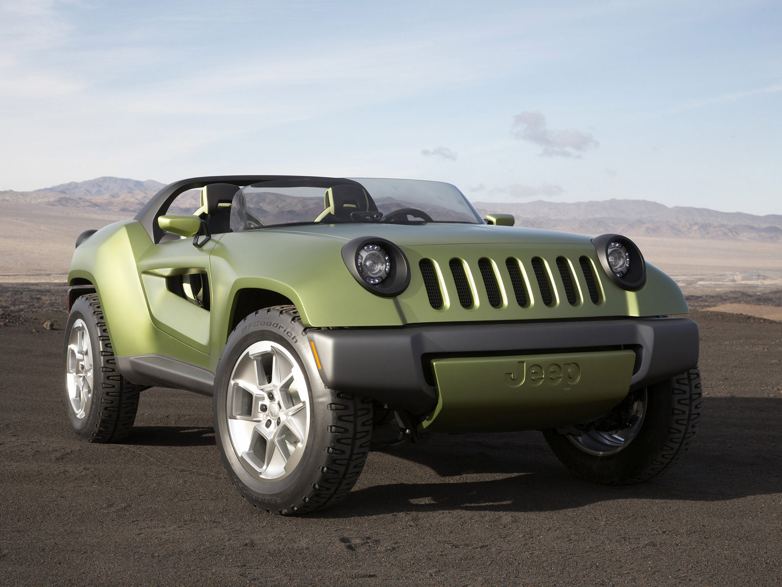 download gambar mobil jeep renegade concept 2008. Black Bedroom Furniture Sets. Home Design Ideas