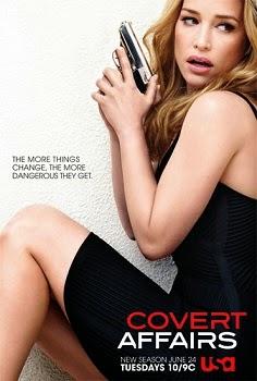 Covert Affairs 5x10
