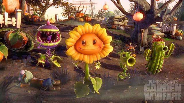 Juegos Plants vs Zombies Plantas contra Zombies