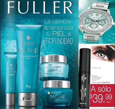 Fuller Campaña 11 2015 Mexico