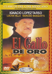 El Gallo de Oro (Historia de Juan Rulfo).