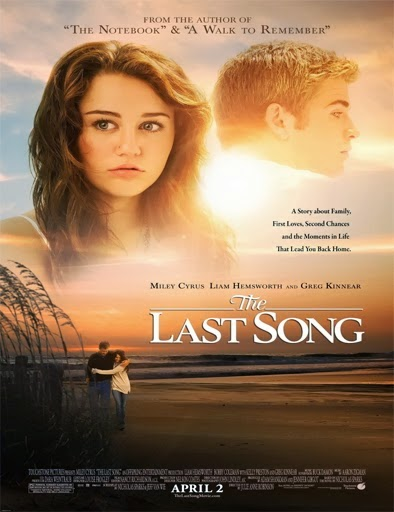 Ver La última canción (The Last Song) (2010) Online