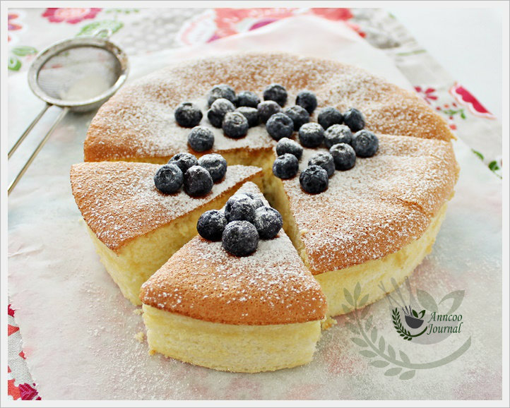 Free Cake Recipes Pictures : Wheat-Free Sponge Cake ?????? - Anncoo Journal