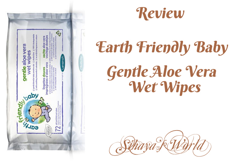 servetele demachiante earth friendly baby