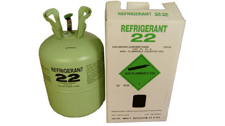 in the world of freon also known as refrigerant 22 or r 22 which