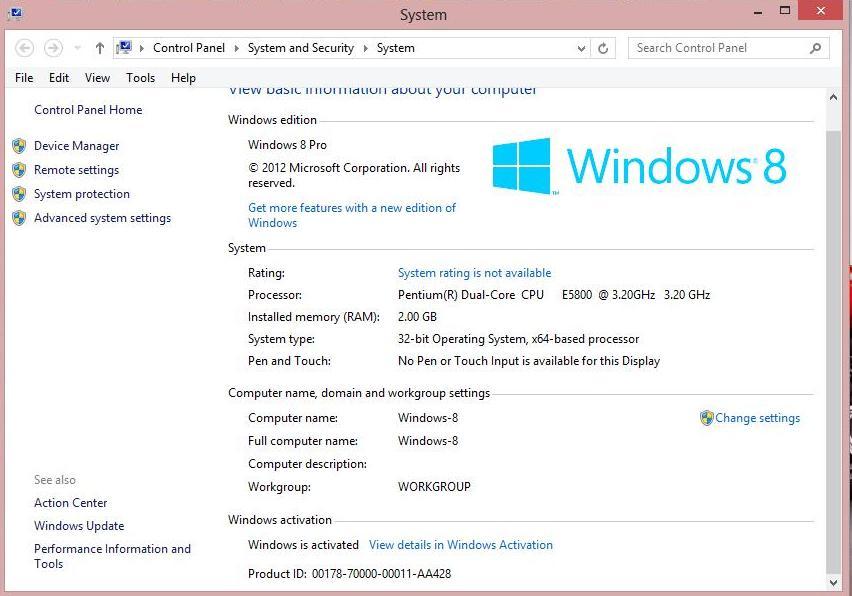 activator windows 8 64 bit