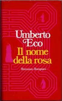 Umberto Eco Il nome della rosa