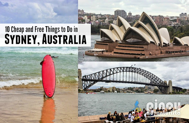 Cheap and Free Things To Do in Sydney Australia