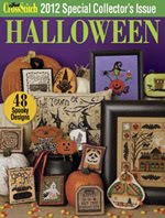 FIND BLUE RIBBON DESIGNS IN THE 2012 Halloween Collector's ISSUE OF JCS MAGAZINE