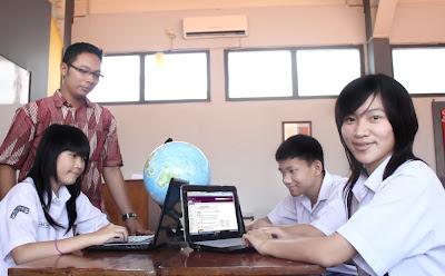 Kesiswaan SMA Nusaputera