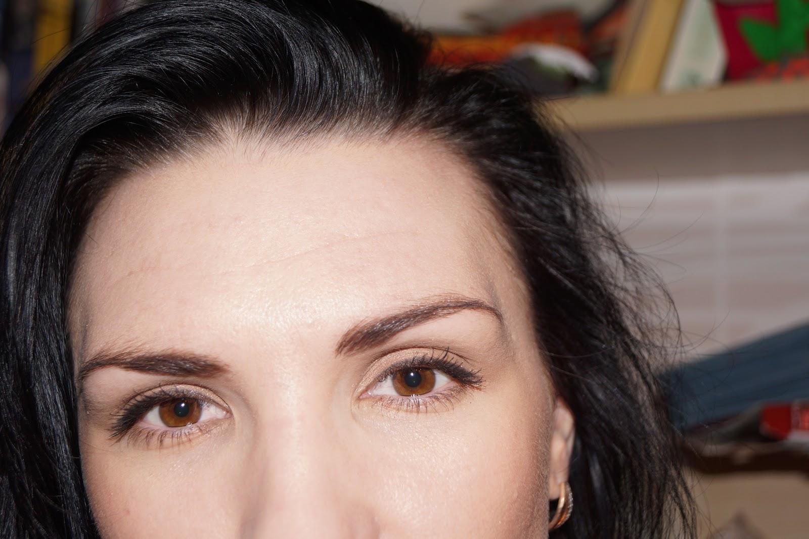 Тени на глазах естественный макияж