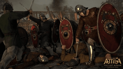Total War ATTILA The Last Roman Reloaded PC Gratis 3