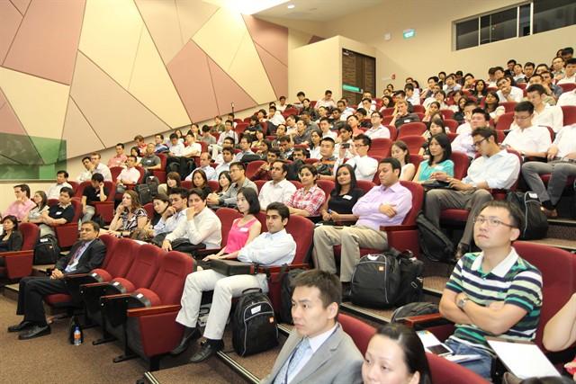 nus mba orientation 2012