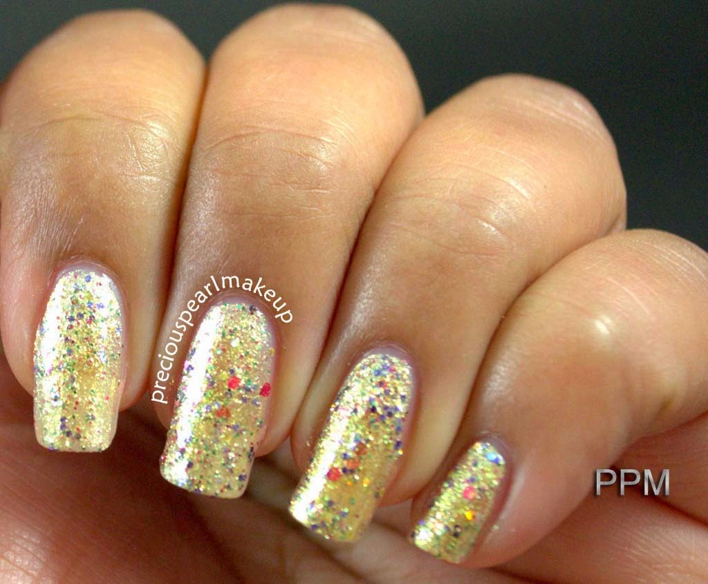 preciouspearlmakeup: Nails Inc London Galaxy Knightsbridge Road