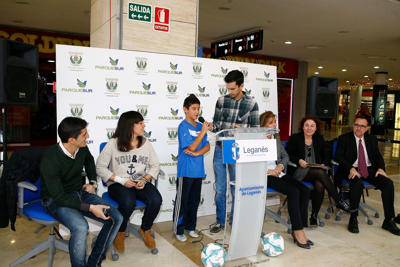 El club deportivo legan s ha presentado la quinta edici n - Proyecto club deportivo ...