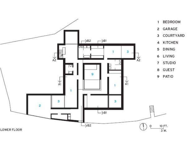 mobiliario de jardim em leiria:Archi • Day . House in Leiria
