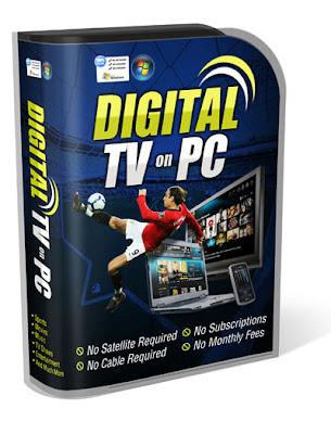 Digital TV on PC PRO 2013