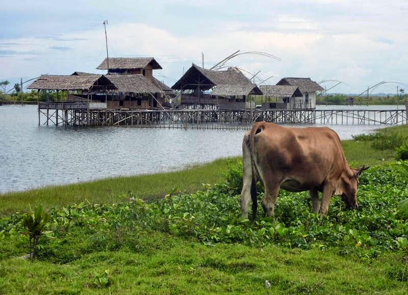 Karang Tirta Lagoon