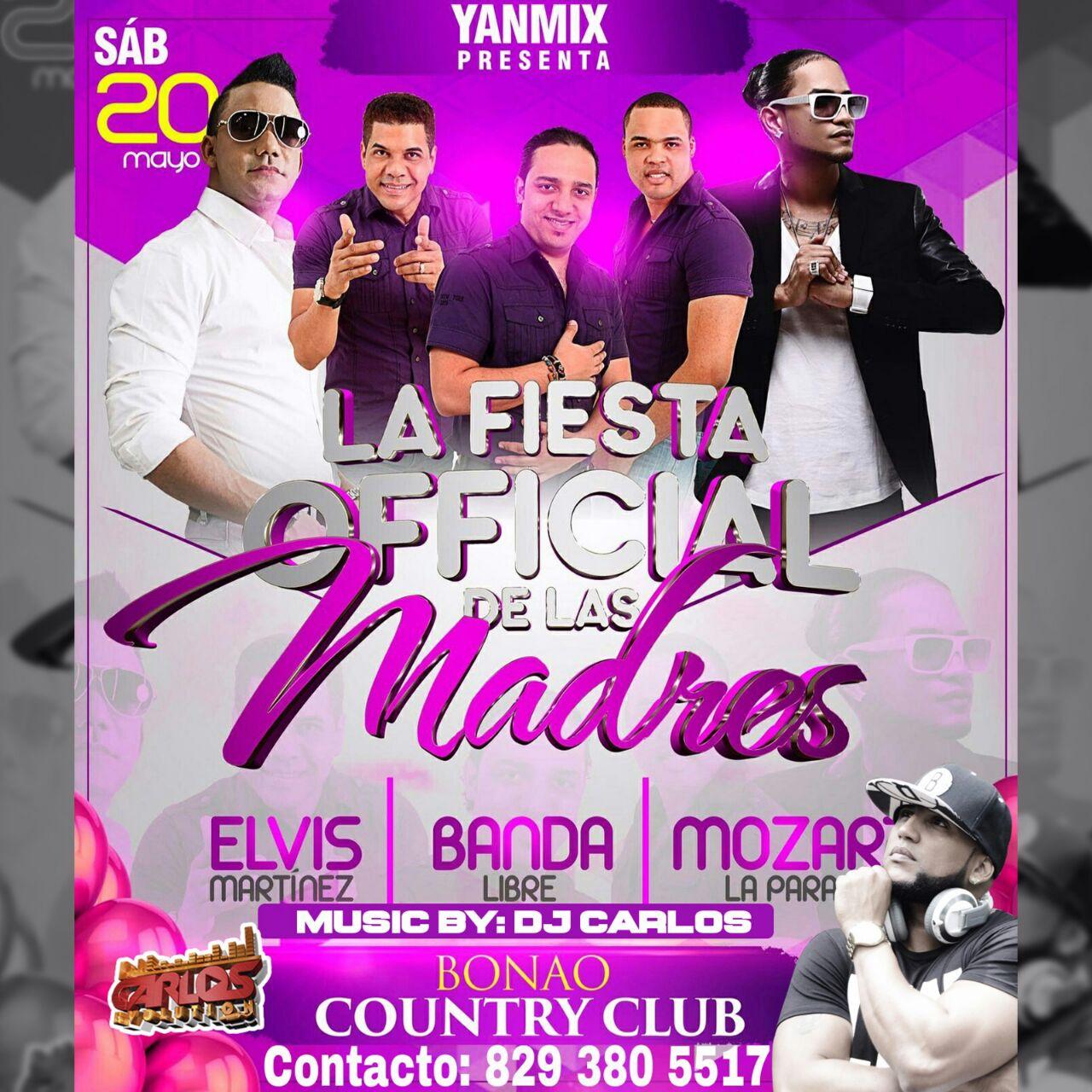Fiesta Official de las Madres