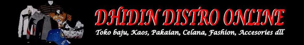 DHIDIN DISTRO--ONLINE