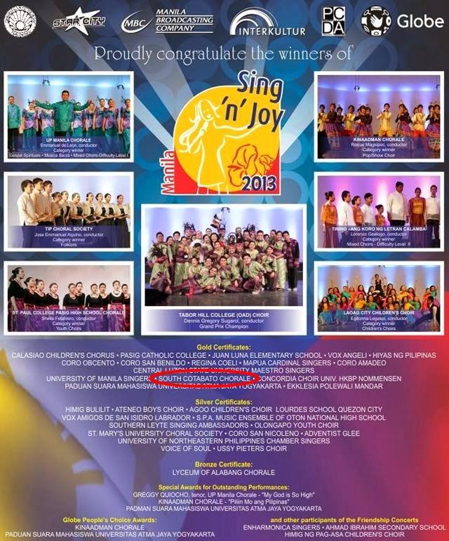 South Cotabato Chorale